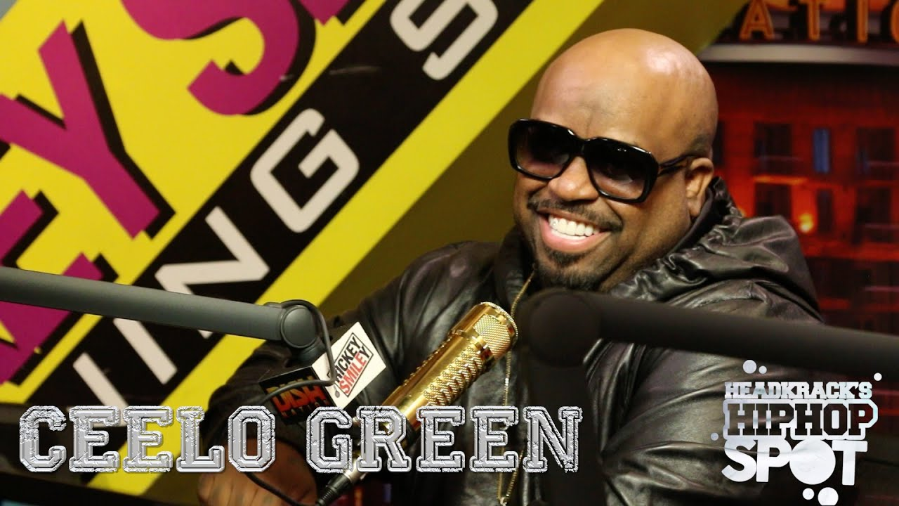 """Download Headkrack's Hip Hop Spot: Cee-Lo Green Shares His Personal Story, Talks """"Heart Blanche"""""""