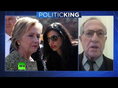 Alan Dershowitz: Comey violated DOJ policy in Clinton email case
