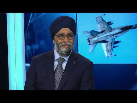 It will take many years for Air Force to recruit enough pilots for fleet: Harjit Sajjan