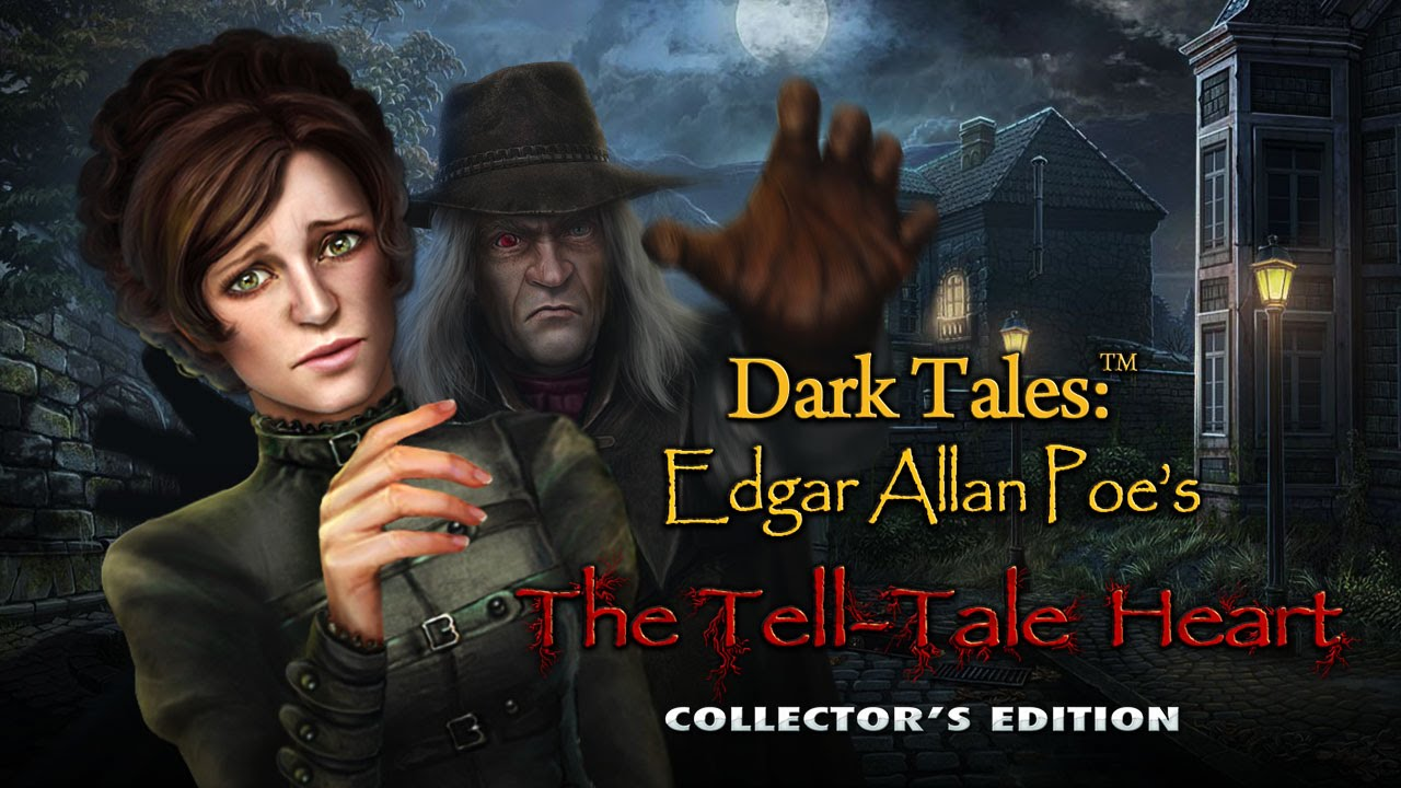 Dark Tales Edgar Allan Poe S The Black Cat Collector S Edition