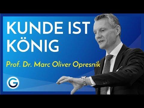 Innovation & Marketing: So erkennst die Bedürfnisse deiner Konsumenten // Prof. Dr. Marc Opresnik