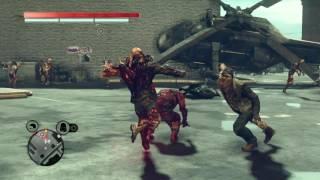 Zombie James heller freeroam gameplay #3 [PROTOTYPE®2]