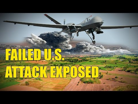 BREAKING: Failed U.S Raid Cover Up Exposed By Survivor Who Lost 11 Family Members