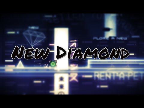 New Diamond By Fss (2 COINS) | Geometry Dash
