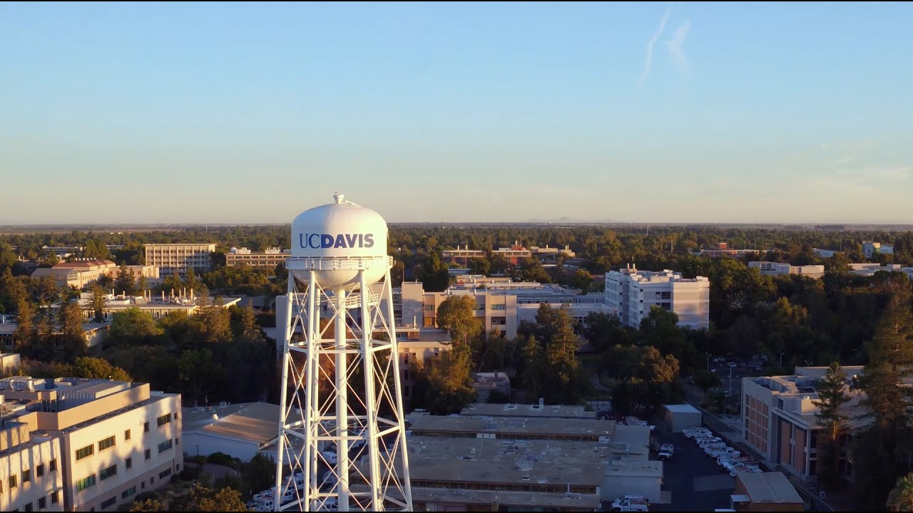 UC Davis Tour, Flyover Edition