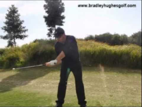 Bradley Hughes Golf- The Power of The Right Arm