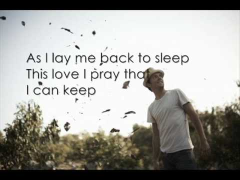 Jason mraz sleeping to dream lyrics live version