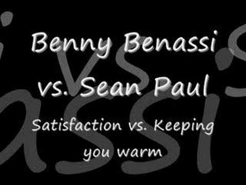 Benny Benassi VS Sean Paul - Satisfaction / Temperature