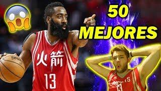 LOS 50 MEJORES JUGADORES DEL MUNDO (2020)