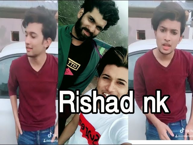 Rishad nk latest musically dubsmash completion |Rishad nk tiktok dubsmash videos | Rishad nk videos