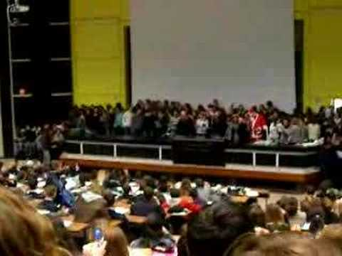 Fac de medecine bordeaux le chant de noel youtube - Fac medecine bordeaux portes ouvertes ...