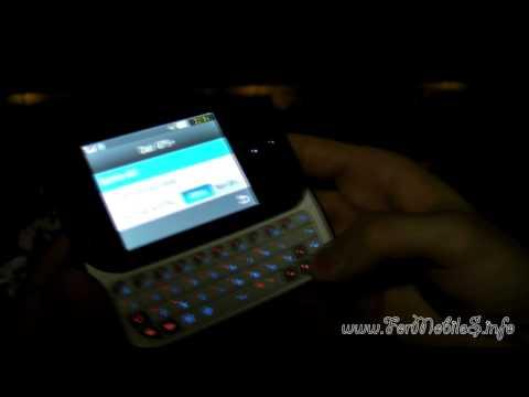 Tempo fix GPS di Samsung Corby Pro Wi-Fi B5310