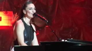 Sara Bareilles - Many The Miles (at Radio City Music Hall 10/9/13)