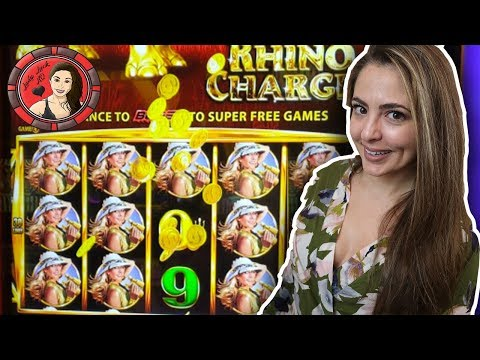 Another FULLSCREEN on Rhino Charge at Red Rock Casino! - 동영상