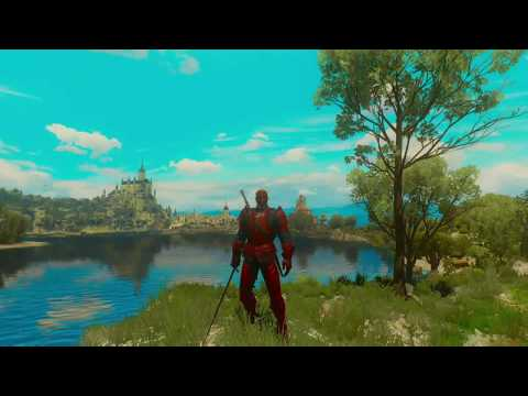 Witcher 3 Wild Hunt:  Vicious Vitality Vampire build!