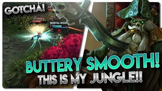 BUTTERY SMOOTH EXPERIENCE!! Vainglory 3v3 [Ranked] Gameplay - Krul |WP| Jungle Gameplay