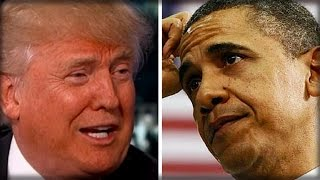WITH ONE MOVE TRUMP JUST PUNKED OBAMA ON INAUGURATION DAY