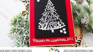 Gambar cover Got Joy Creations Holiday Card Series 2019 - Spellbinders