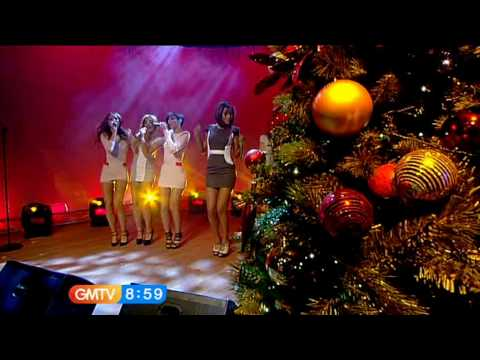 The Saturdays - Ego - GMTV
