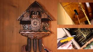Cuckoo Clock Instruction & Service: Clock Is Not Working/running