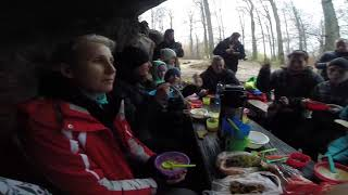 Фото Семейный поход   выезд на скалы Довбуша Украина Карпаты