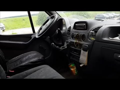 Mercedes Benz 313 CDI SPRINTER  (2004г.)  Душевный  обзор. тест-драйв.