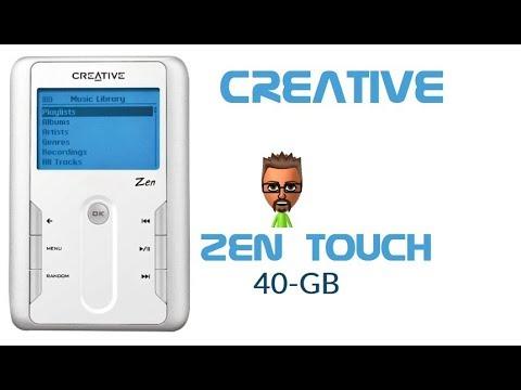 Creative Zen Touch