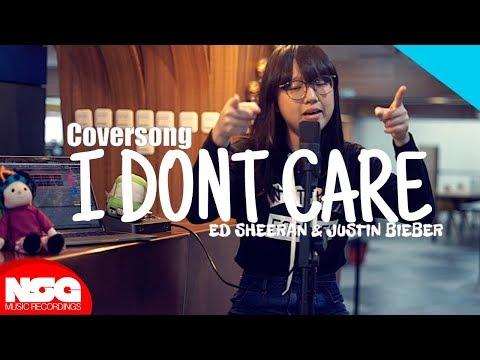 Ed Sheeran & Justin Bieber - I Don't Care (KIM! Cover)