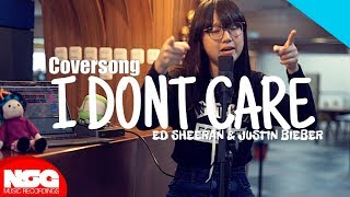 Ed Sheeran & Justin Bieber - I Don't Care (KIM! Cover)