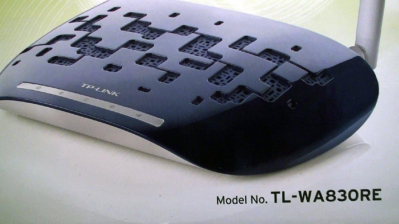 Усилители WiFi  TPLink