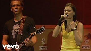 Christina Stürmer - Immer an Euch geglaubt (Live von der Kaiserwiese Wien / 2007)