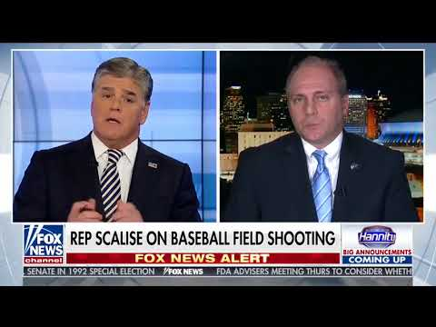 Scalise on Sean Hannity