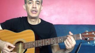 The Night Before - Beatles - guitar lesson