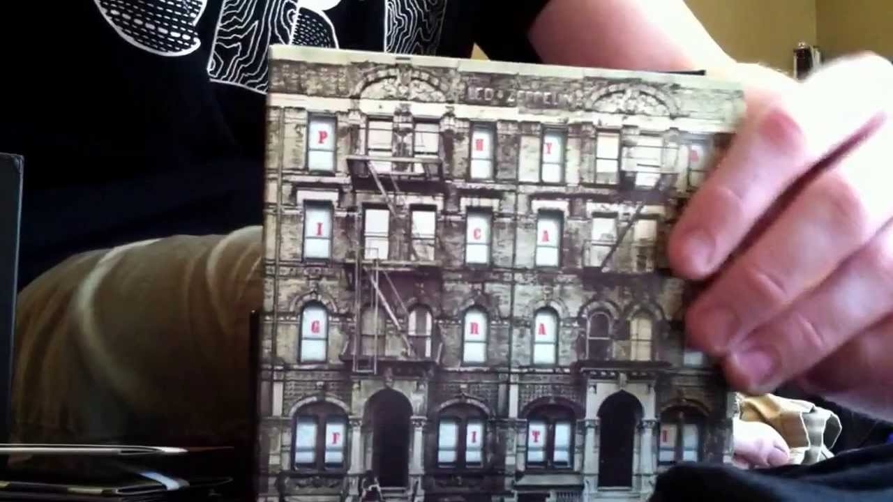Led Zeppelin Box Set Unboxing Review Youtube