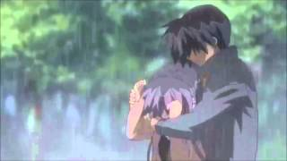 clannad as kyou and tomoya scene dub