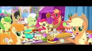 My little pony в кино - Ты можешь, мы всё можем вместе