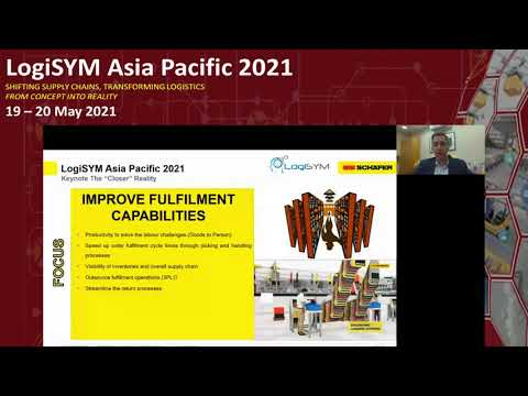 Keynote: Asia Pacific: The COVID-19's impact on Supply Chains and Order Fulfilment