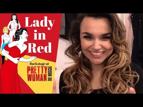 Episode 1: Lady in Red - Backstage at PRETTY WOMAN with Samantha Barks
