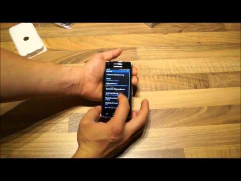 Samsung Galaxy Beam Review / Test deutsch