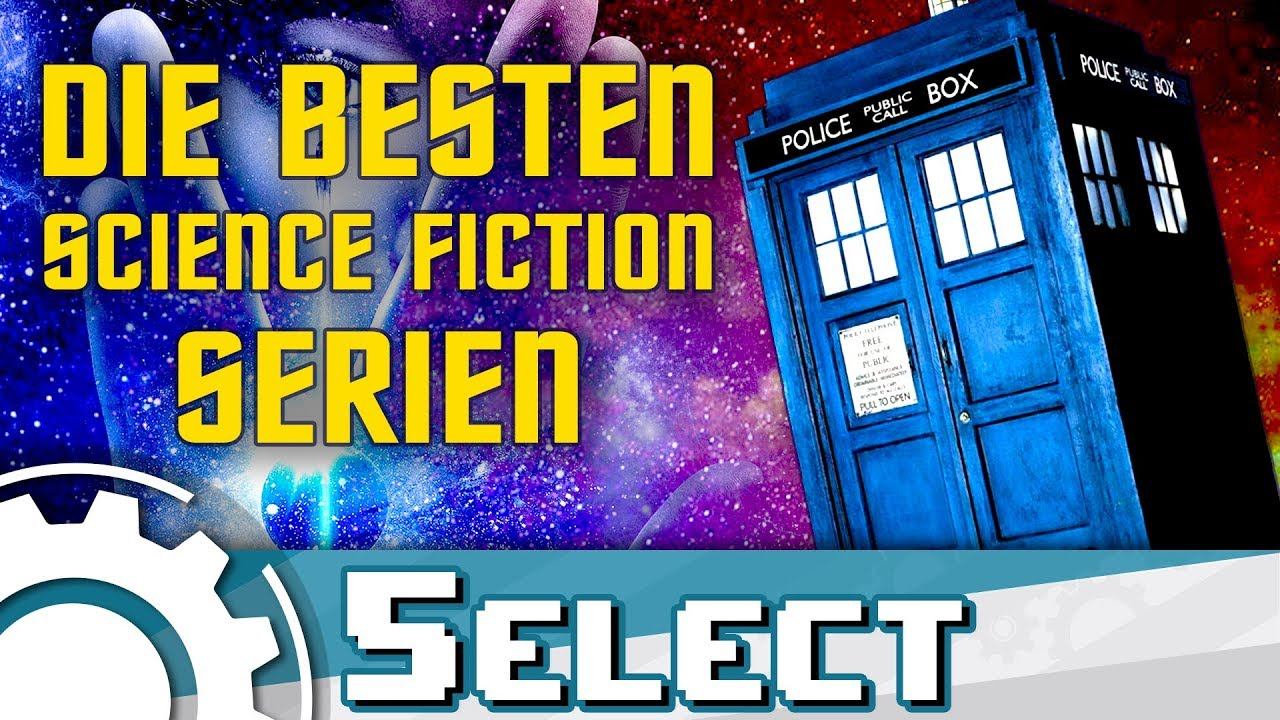 Die Besten Science Fiction Serien