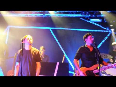GLORIA - Geister live Hamburg 25.10.15