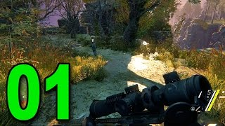 Sniper Ghost Warrior 3 - Part 1 - Open World Tactical First Person Shooter