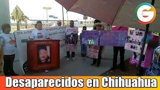 Desaparecidos en #Chihuahua en la impunidad