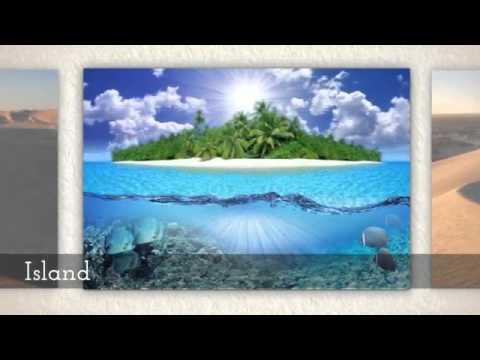 Examples Of Plains Worldlandforms Youtube