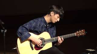 Tears In Heaven - Sungha Jung (live)