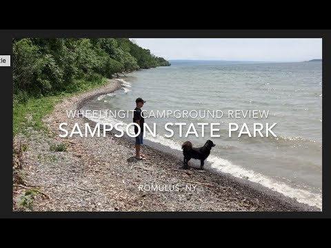 Sampson State Park Campground Review
