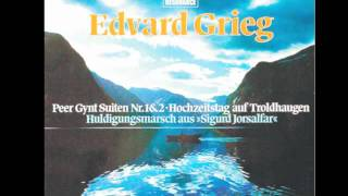 Edvard Grieg - Peer Gynt Suite No 1, op. 46