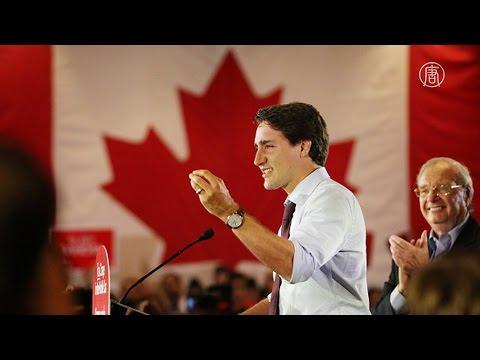 Новый премьер Канады обещает перемены (новости)