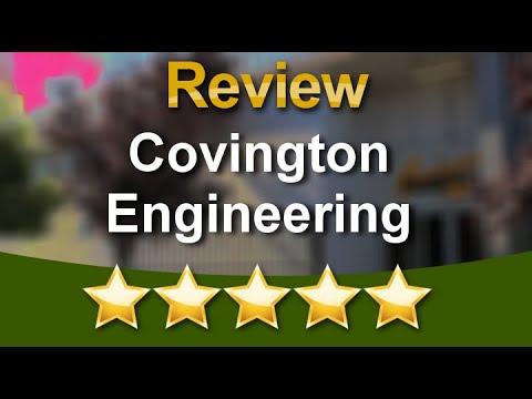 Covington Engineering Redlands Review Video