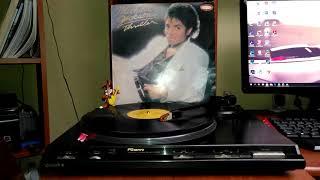 Michael Jackson / Thriller / Epic / Cbs Discos Del Perú 1982
